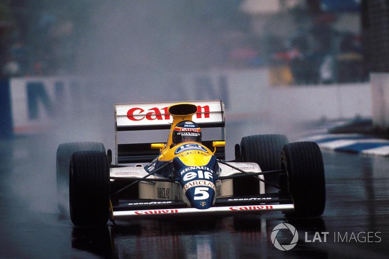 Williams  : 1989-1997