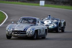 Freddie March Memorial Trophy Jochen Mass Mercedes Benz 500SL