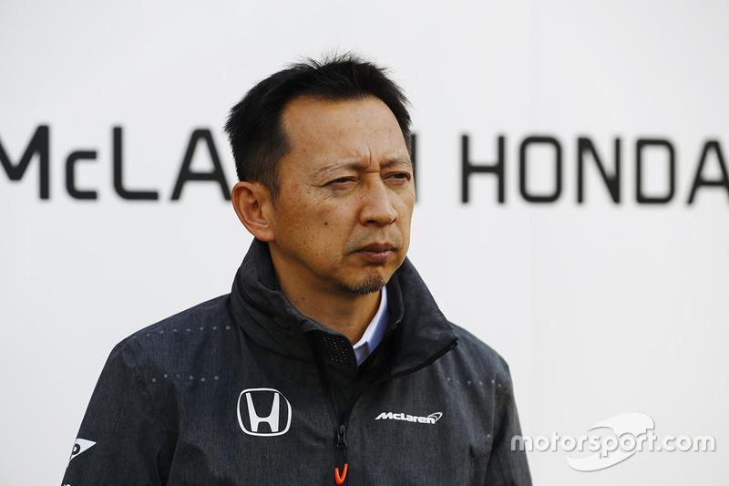 Yusuke Hasegawa, Senior Managing de Honda