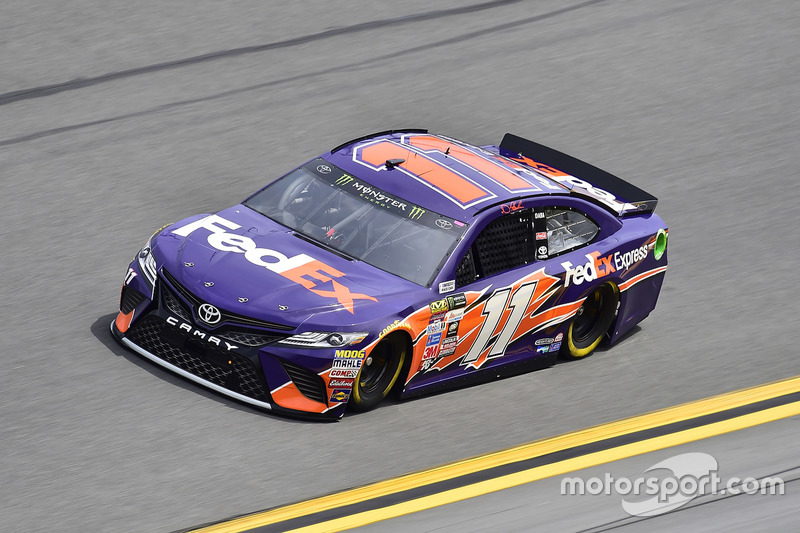 Денни Хэмлин, Joe Gibbs Racing, Toyota