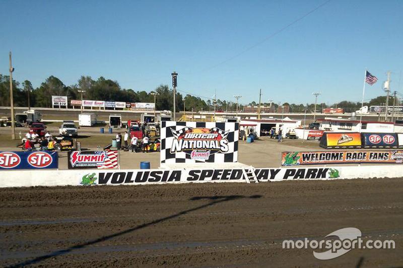 Volusia Speedway Park. Специальное мероприятие
