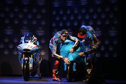 Гонщики Estrella Galicia 0,0 Marc VDS Тито Рабат и Джек Миллер