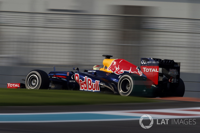 48º: Red Bull RB8 (2012)