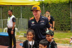 Max Verstappen, Red Bull Racing poses for a photo