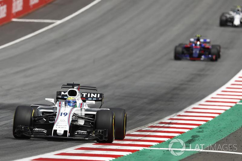 Феліпе Масса, Williams FW40, Карлос Сайнс-мол., Scuderia Scuderia Toro Rosso STR12