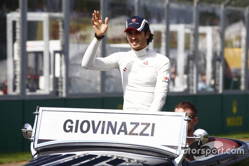 Y por esta vez, un italiano también