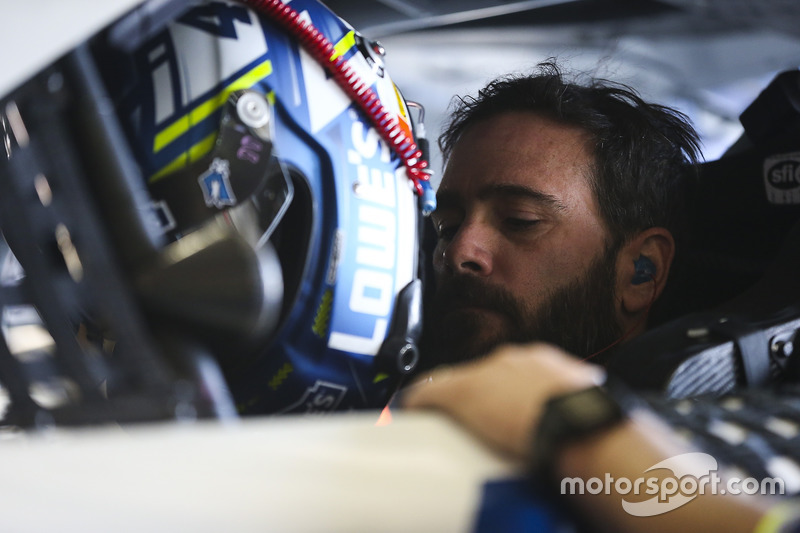 Jimmie Johnson, Hendrick Motorsports, Chevrolet