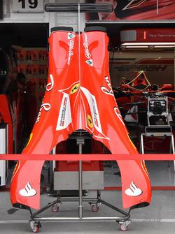 Ferrari SF70H: Bodywork