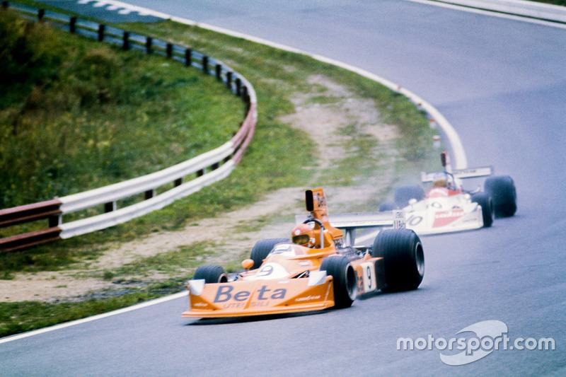 Vittorio Brambilla, March 751 Ford; Hans-Joachim Stuck, March 751 Ford
