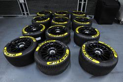Pneumatici Dunlop da bagnato