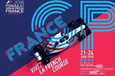 Conferencia de prensa GP de Francia