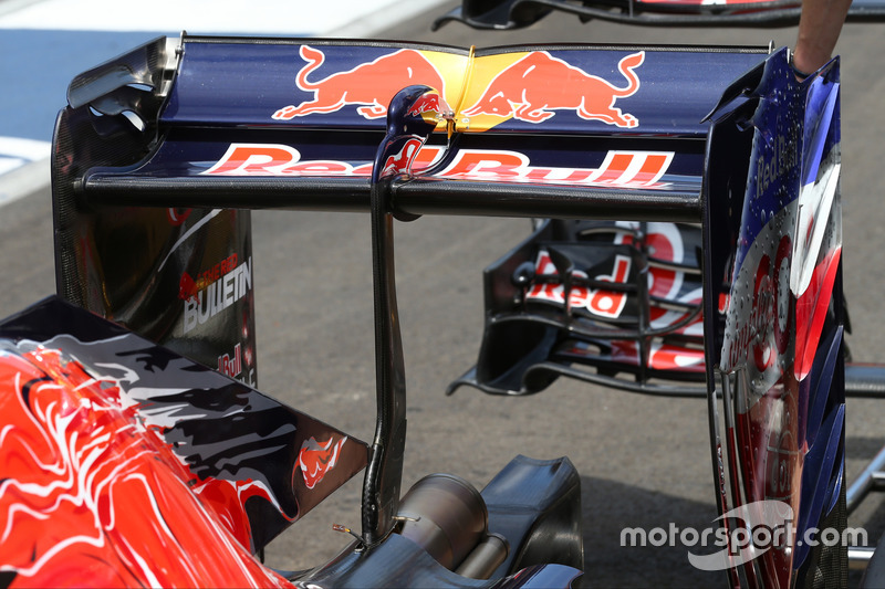 Деталь Red Bull Racing RB12