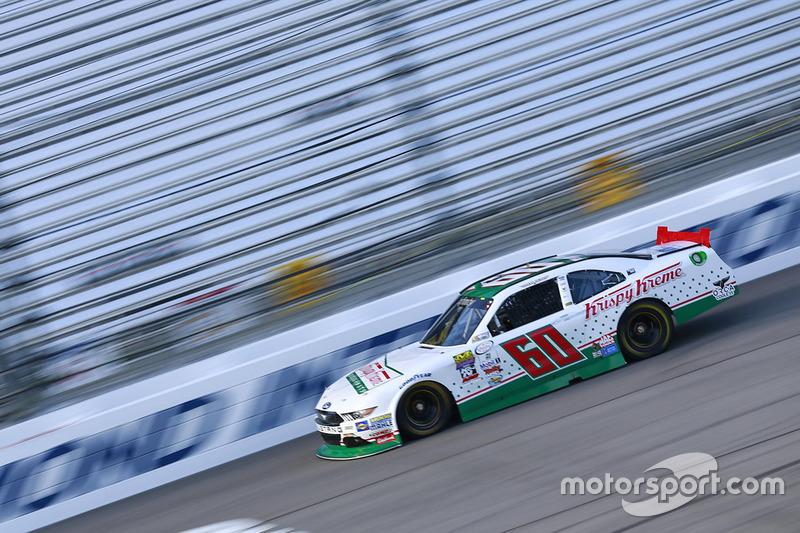 Gray Gaulding, Roush Fenway Racing Ford
