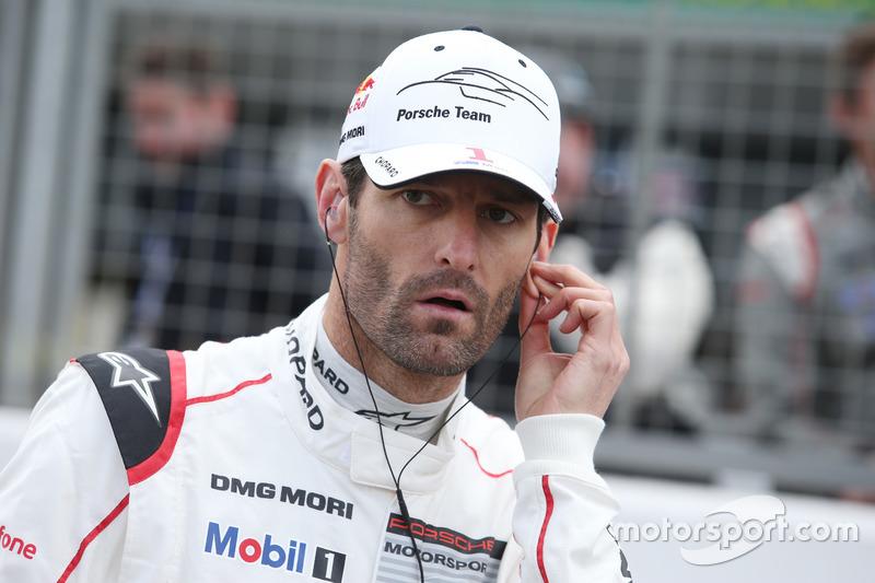 Mark Webber  Porsche Team WEC Driver