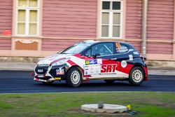 Василий Грязин и Дмитрий Лебедик, Peugeot 208 R2