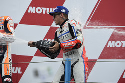 Podium: derde plaats Scott Redding, Pramac Racing