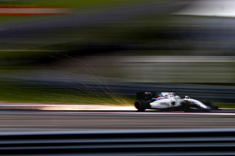 Ф1, Сепанг 2016: Феліпе Масса, Williams FW38