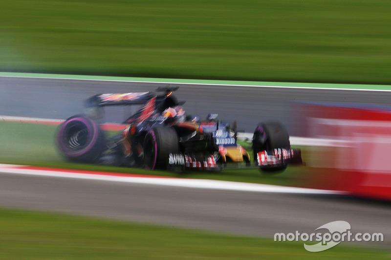 18: Данііл Квят, Scuderia Toro Rosso