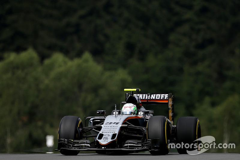 Alfonso Celis Jr., Sahara Force India F1
