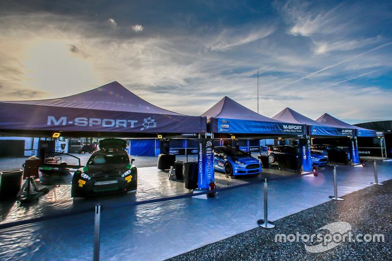 Servicepark: M-Sport