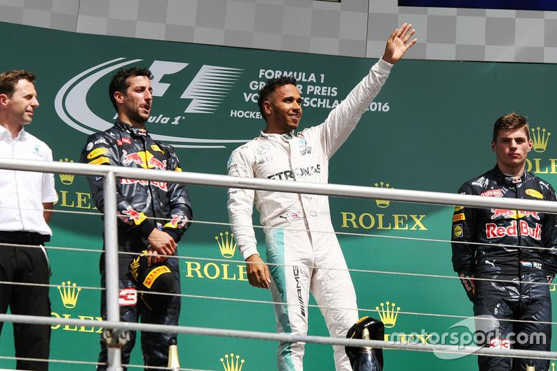 Grand Prix d'Allemagne 2016