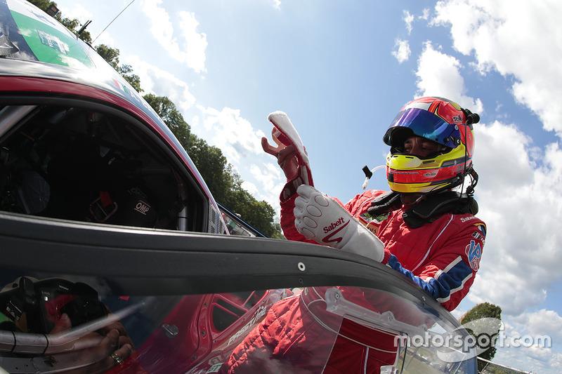 Alessandro Balzan, Scuderia Corsa