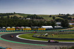 Nobuharu Matsushita, ART Grand Prix leads Jordan King, Racing Engineering und Norman Nato, Racing Engineering