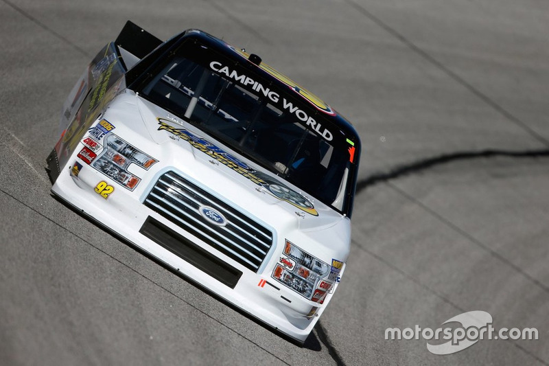 Parker Kligerman, Ricky Benton Racing Ford