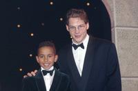 Lewis Hamilton e Jacques Villeneuve