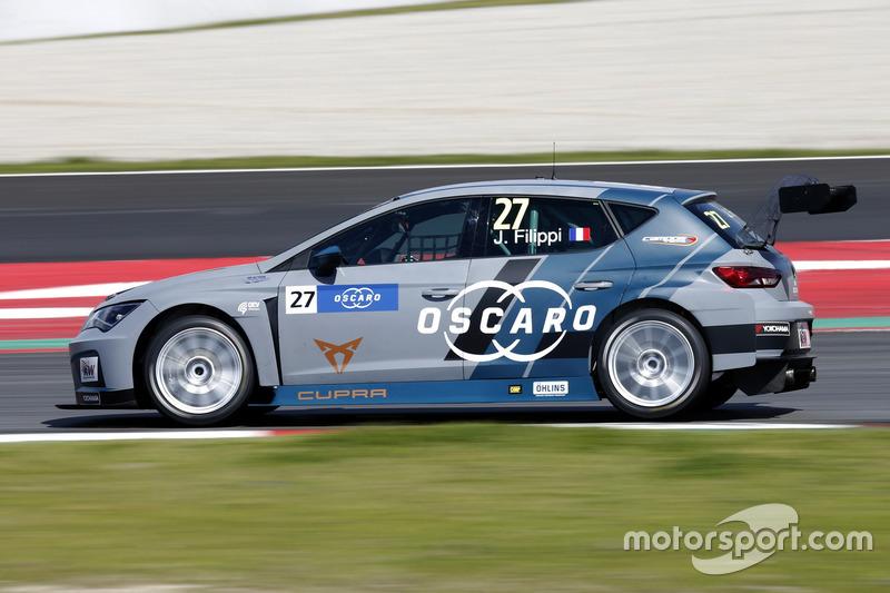 Team Oscaro by Campos Racing, SEAT Léon Cupra TCR