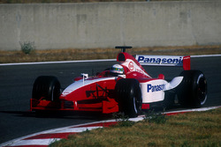 Allan McNish, Toyota Motorsport