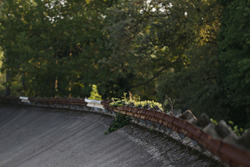 The old Monza banking