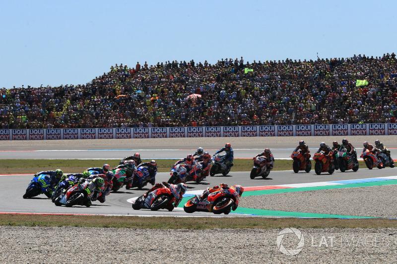 Marc Marquez, Repsol Honda Team en tête