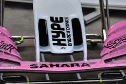 Force India VJM11 nose detail