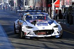 Drift car Mazda