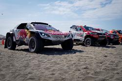 #306 Peugeot Sport Peugeot 3008 DKR: Себастьян Льоб, Даніель Елена