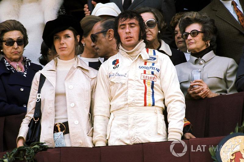 8º Jackie Stewart (27 victorias)