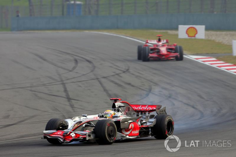 2008: Lewis Hamilton