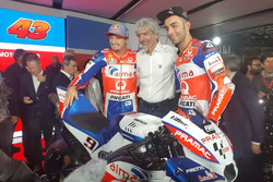 Jack Miller, Pramac Racing, Gigi Dall'Igna e Danilo Petrucci, Pramac Racing