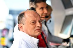 Frederic Vasseur, Alfa Romeo Sauber F1 Team, Takım Patronu