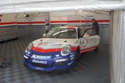 Porsche Carrera Cup GT3 di Livio Selva, Ebimotors