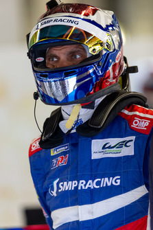#11 SMP Racing BR Engineering BR1: Vitaly Petrov