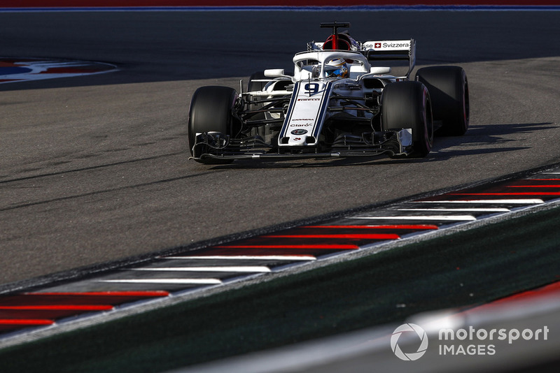 13 місце — Маркус Ерікссон, Sauber. Умовний бал — 7,74