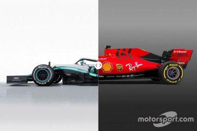 梅赛德斯2019年赛车发布
