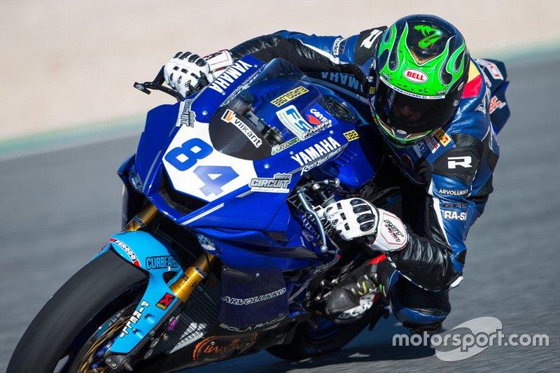 Loris Cresson, Kallio Racing Yamaha