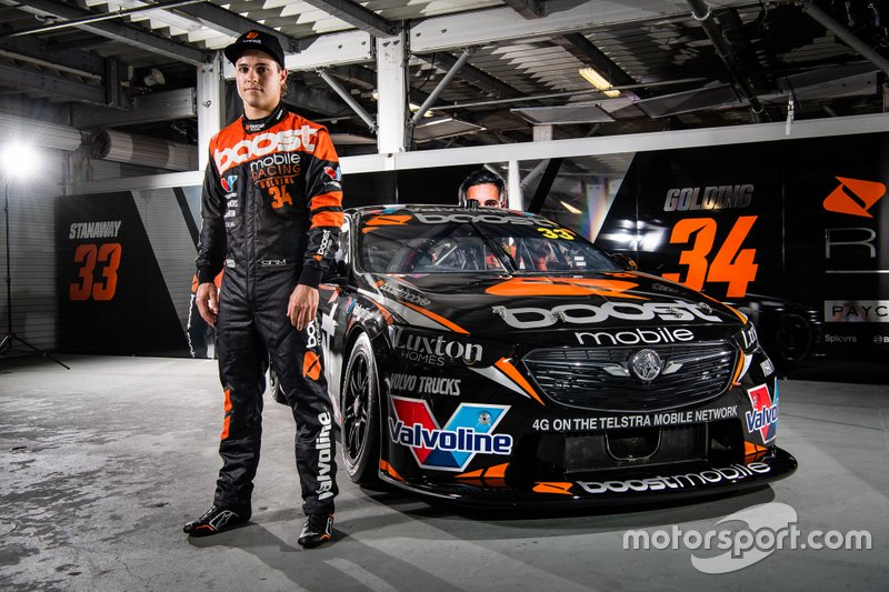 Garry Rogers Motorsport: Джеймс Голдинг, Holden ZB Commodore №34