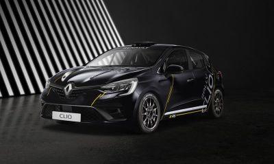 Présentation programme rallye Renault Sport