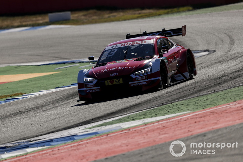 2. Rene Rast, Audi Sport Team Rosberg, Audi RS 5 DTM