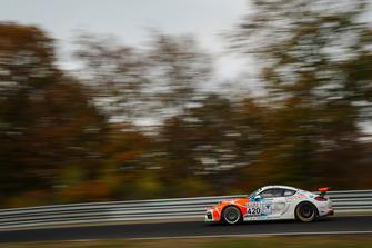 #420 Porsche Cayman GT4 CS: Thomas Kiefer, Charlie Eastwood, 'KURAGON'