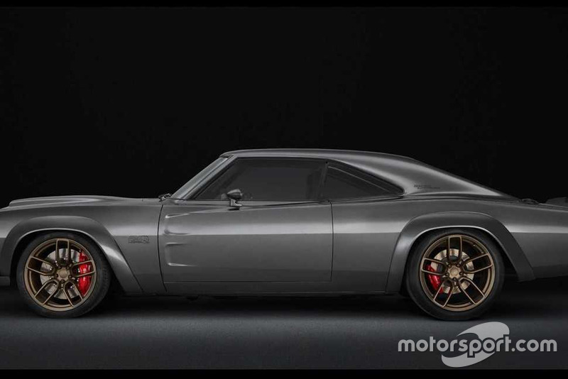 Концепт Dodge Super Charger
